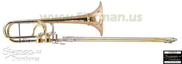 Sierman ST-88GD Bass Trombone