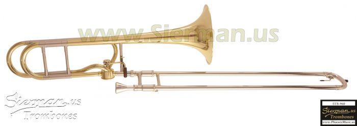 Sierman STB-960 Custom Tenor Trombone