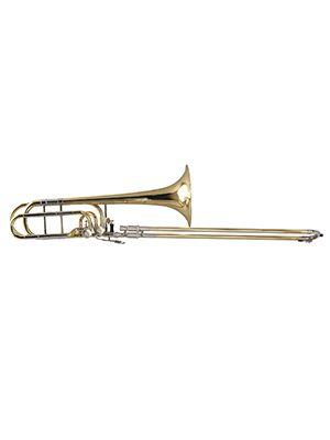 Sierman ST-84 Bass Trombone  with Rotax valve